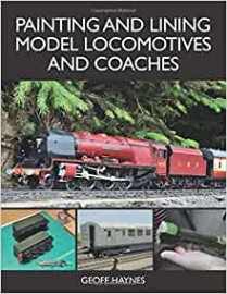 DAM Painting and Lining Model Locomotives and Coaches
