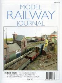 Model Railway Journal 282
