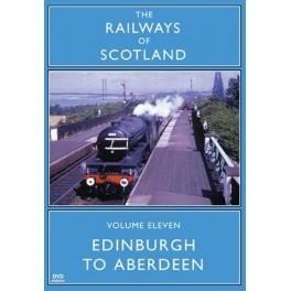 Edinburgh To Aderdeen Vol 11 Railways Of Scotland