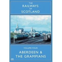 Aberdeen And The Grampians Vol 04 Railways Of Scotland
