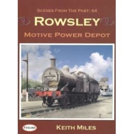DAM   Rowsley Motive Power Depot