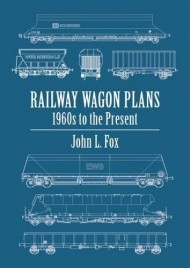 DAM  Railway Wagon Plans 1960s to the Present