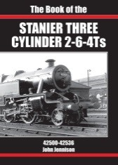 STANIER THREE CYLINDER 2-6-4Ts 42500-42536 The Book of the
