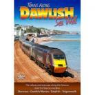 Dawlish Sea Wall Trains Along
