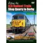 DCR Ballast Train - Shap Quarry to Derby
