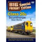 Class 20s at Scunthorpe Steel Works