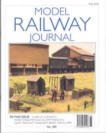Model Railway Journal 285