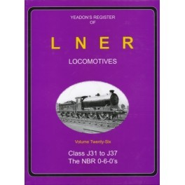 Yeadon Register of LNER Vol 26
