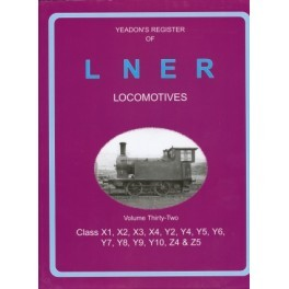 Yeadon Register of LNER Vol 32