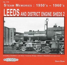Leeds and District Engine Sheds 2 No 110