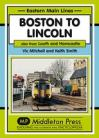 Boston to Lincoln  Eastern Main Lines
