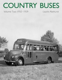 Country Buses Volume Two: 1950-1959
