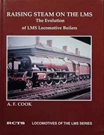 Raising Steam on the LMS: The Evolution of LMS Locomotive Boilers