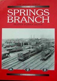 Springs Branch Wigan Sheds Vol 1 MPD