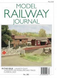 Model Railway Journal 283