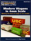 Modelling Modern Wagons 4mm Scale Wagon,s